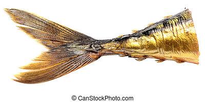 cola de los pescados