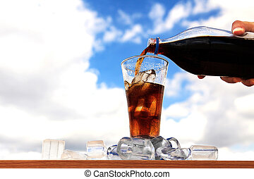 Cola drink