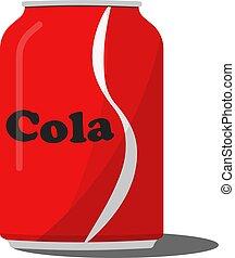 cola drink vector icon