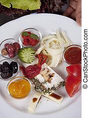 colazione, turco