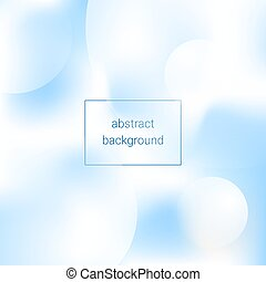 cold abstract background