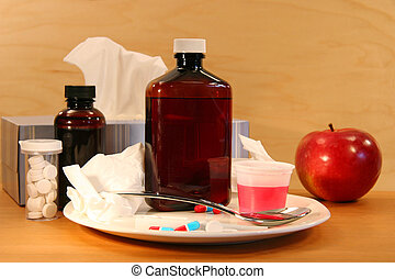 Cold and flu season - Important essentials for fighting a...