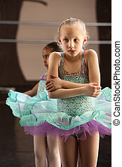 Cold Ballet Student