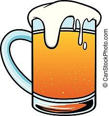 Cold Mug of Beer