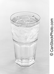 Cold water glass