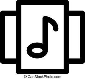 coleção música