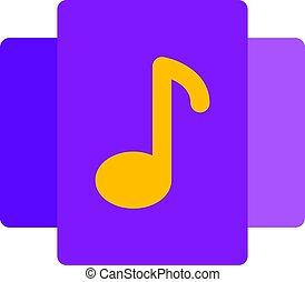 colección de música