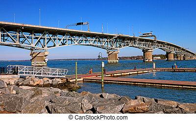 coleman, puente