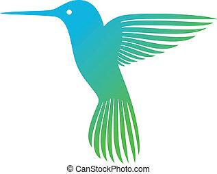 (colibri), κολύβριον