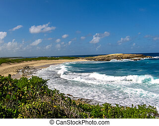 Colibris Point Beach Guadeloupe
