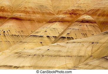 colinas pintadas, oregón