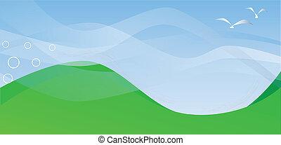 colinas rolantes
