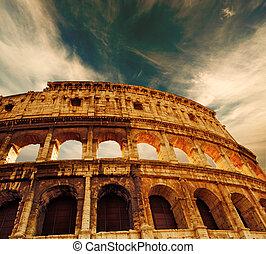 coliseo, (rome, italy)