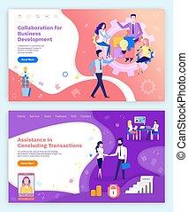 Collaboration Business Development, Assistance -...