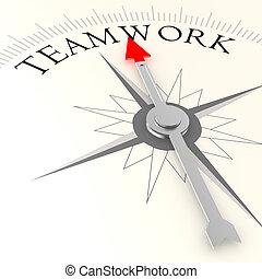 collaboration, compas