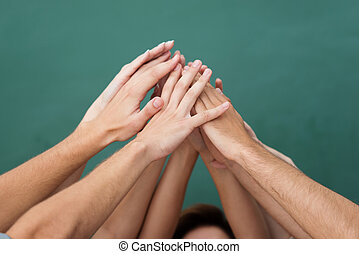 collaboration, coopération