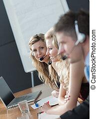 collaboration, fonctionnement, business