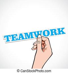 collaboration, mot, main