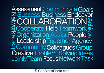 Collaboration Word Cloud