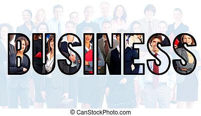 collage., ビジネス