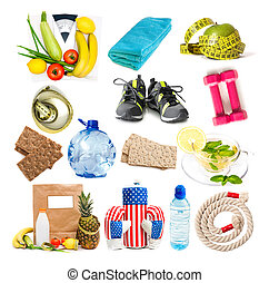 components of a healthy lifestyle