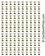 Collage of Trophys