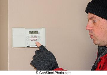 collasso, termostato, importanza, esposizione, manutenzione...