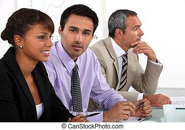 colleagues, встреча