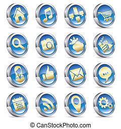 Collect Applications Icons