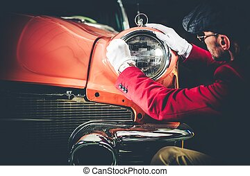 Collectible Car Appraisal by Professional Vintage Vehicles...