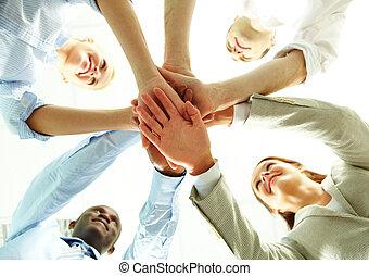collectief, steun