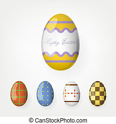 collection., 卵, イースター