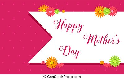 Collection background mother day style