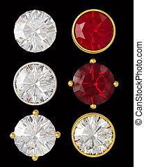 collection, bijoux
