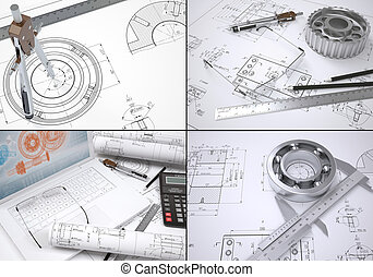 Collection engineering images - Collection of images on ...