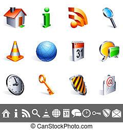 collection., ikona