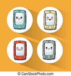 collection kawaii cellphone cute