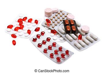 collection, médicament