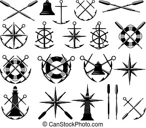 Collection maritime attributes