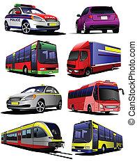 collection, municipal, transport