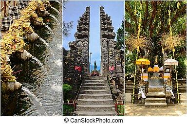 Bali, Indonesia - collection of Bali, Indonesia