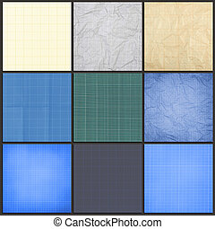 Scientific engineering grid paper blueprint background stock collection of blueprint background malvernweather Image collections