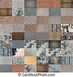 Cement, Concrete