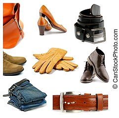 Collection of Clothes, Shoes and Accessories