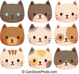 Collection of Cute Cat