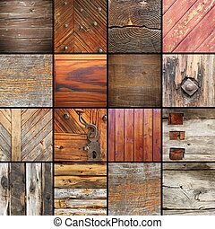 details on architectural wooden elements
