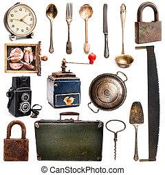different antiques Home Appliances