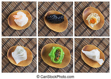 Collection of Dim Sum