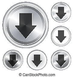 Collection of Download web elements