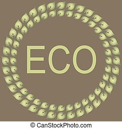 Collection of eco labels